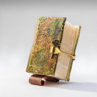 SK-1004.Сапун книга за подарък, Уникат, Ухаещ подарък