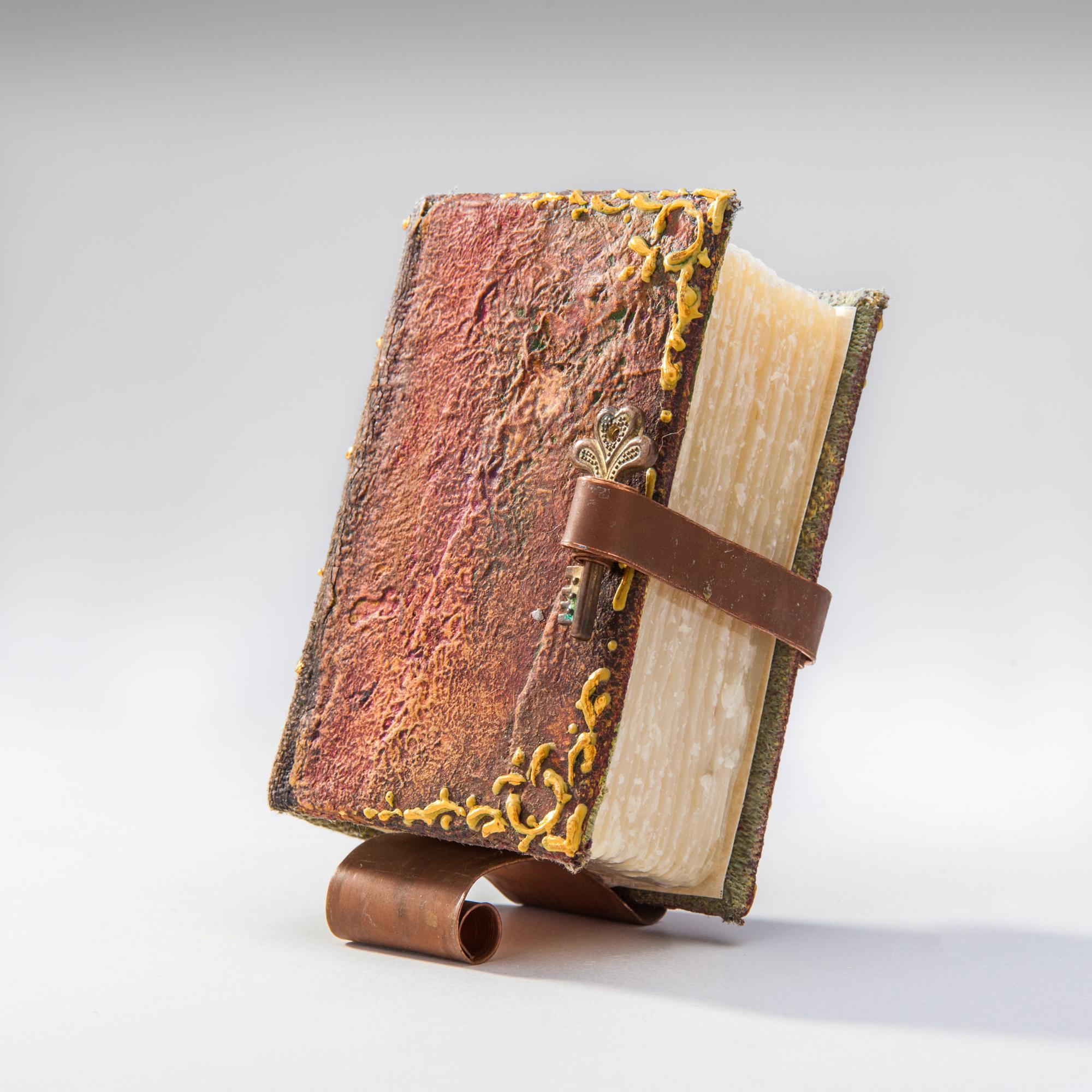 Сапун книга, ароматен подарък уникат.