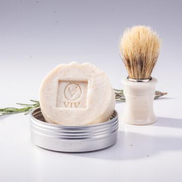 PK-1001. Сапун за бръснене, четка и кутия