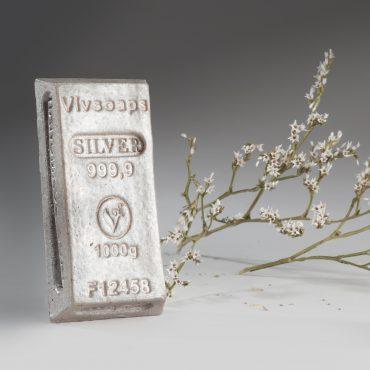 1-21.Кюлче сребро от ръчноправен сапун