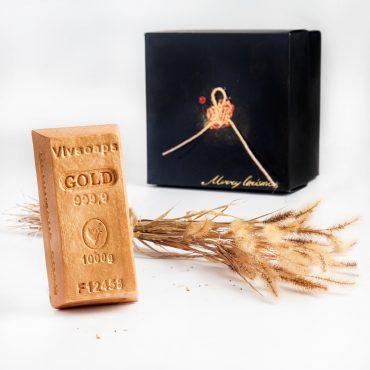 1-20. Кюлче злато от ръчноправен сапун